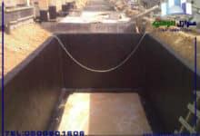 عزل خزانات بمكة المكرمة